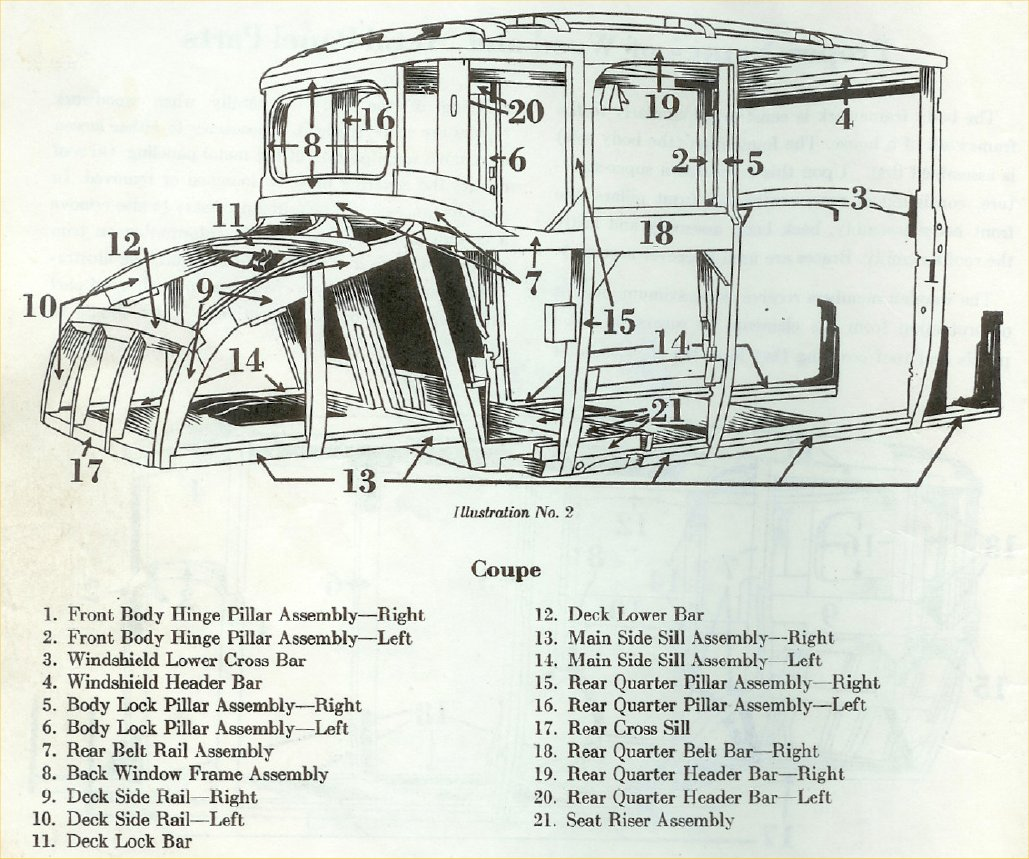 1936 Ford Truck Wiring Diagram 1939