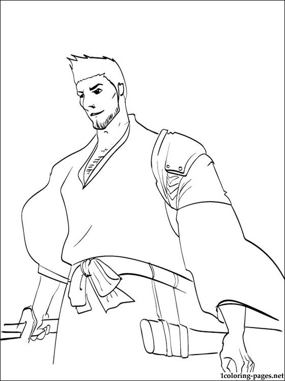 bleach coloring pages # 80