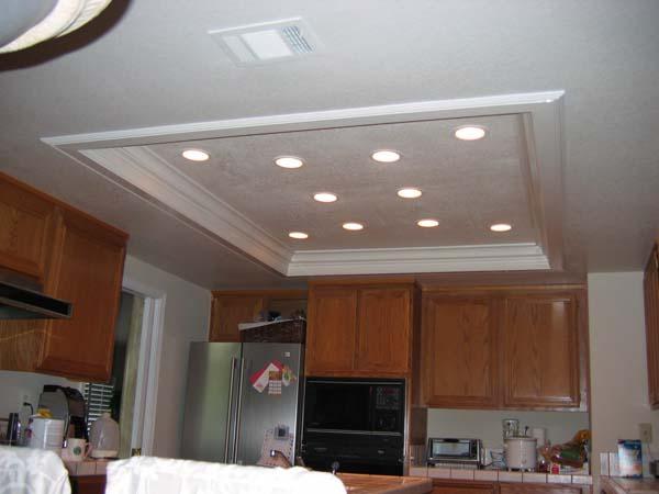 Picture Lights Kitchen