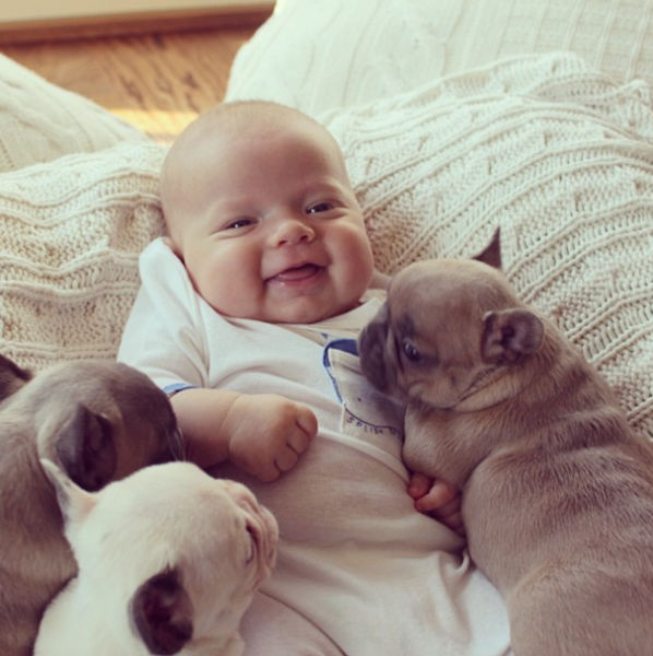 And Laugh Smile Do When Babies