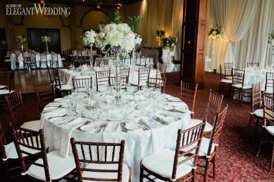 Silver and White Wedding Theme | ElegantWedding.ca