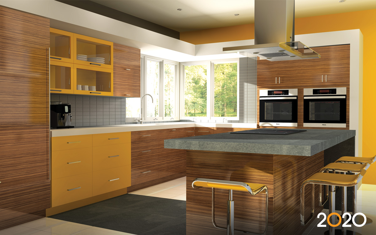 Virtual Kitchen Layout Design