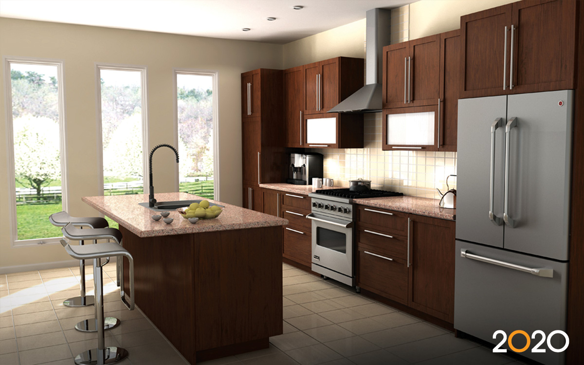 Build Virtual Kitchen Online
