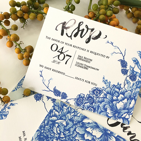 Wedding Invitation Content Sample Philippines