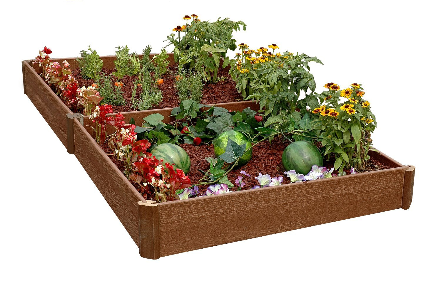 Greenes Cedar Raised Garden Kit
