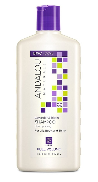 The Benefits of Lavender Oil for Hair Growth   Hold the Hairline Andalou Naturals Lavender and Biotin Full Volume Shampoo  For those seeking  stronger  thicker  fuller hair