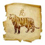 Tiger 2020ホロスコープ
