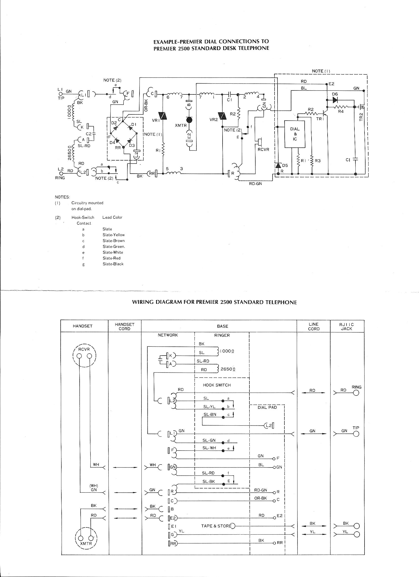 Automatic Electric Payphone Wiring Rotary Diagram