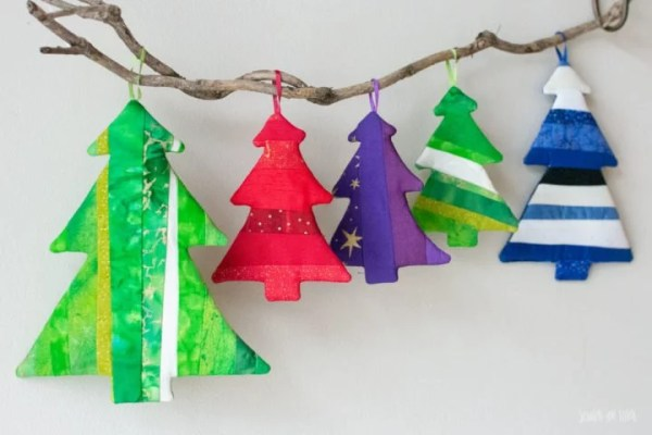 christmas ornaments sewing # 30