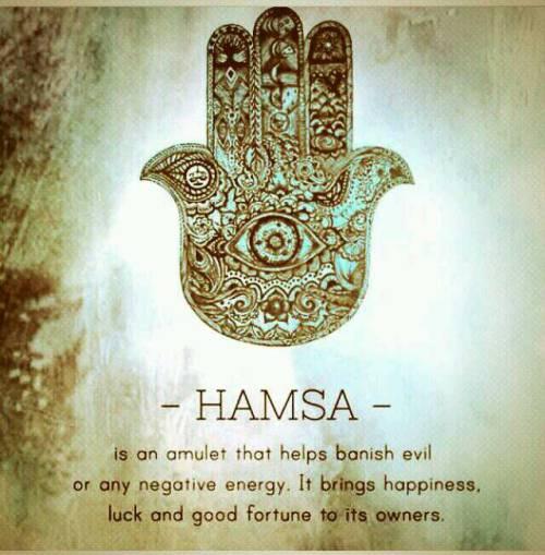 Spiritual protection hindu hamsa evil eye liftedlotus •