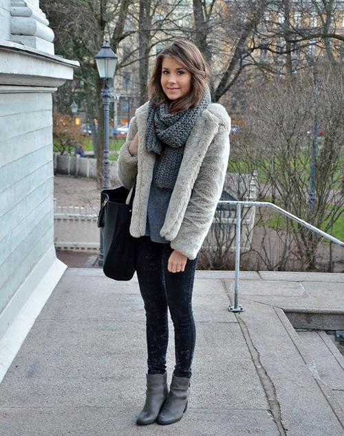 winter clothing on Tumblr