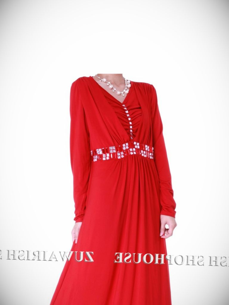Dress Untuk Ibu Hamil Fashion Show Collection  Dressi
