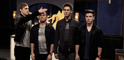 Big Time Rush Music News: Neue Marvin, Marvin Promobilder ...