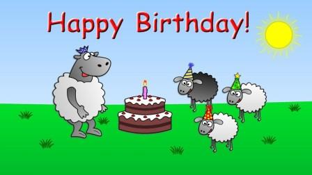 Happy Birthday Cartoon Songs Videos Amp Images For Kids