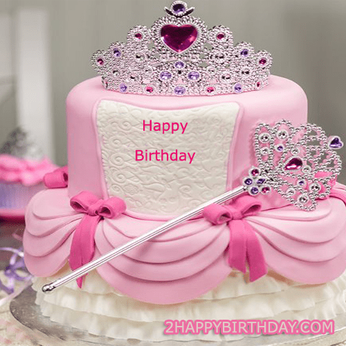 Happy Birthday Cake My Name