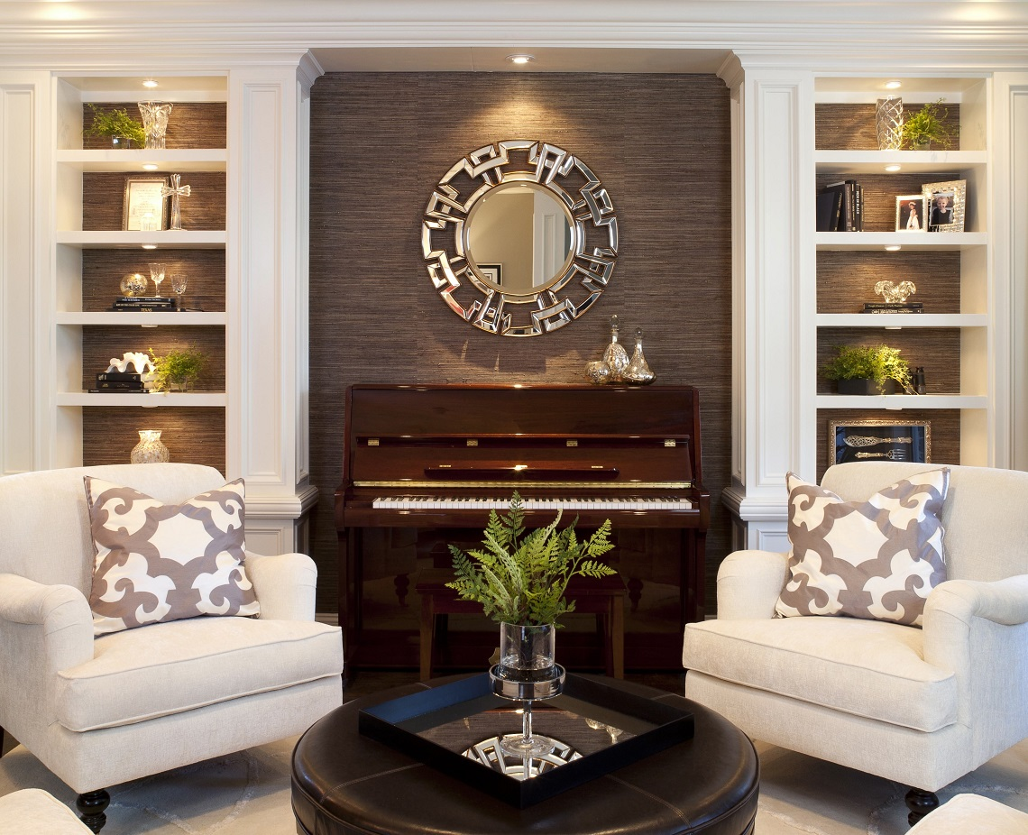 Stylish Transitional Living Room Robeson Design   San Diego Interior     Stylish Transitional Living Room Robeson Design