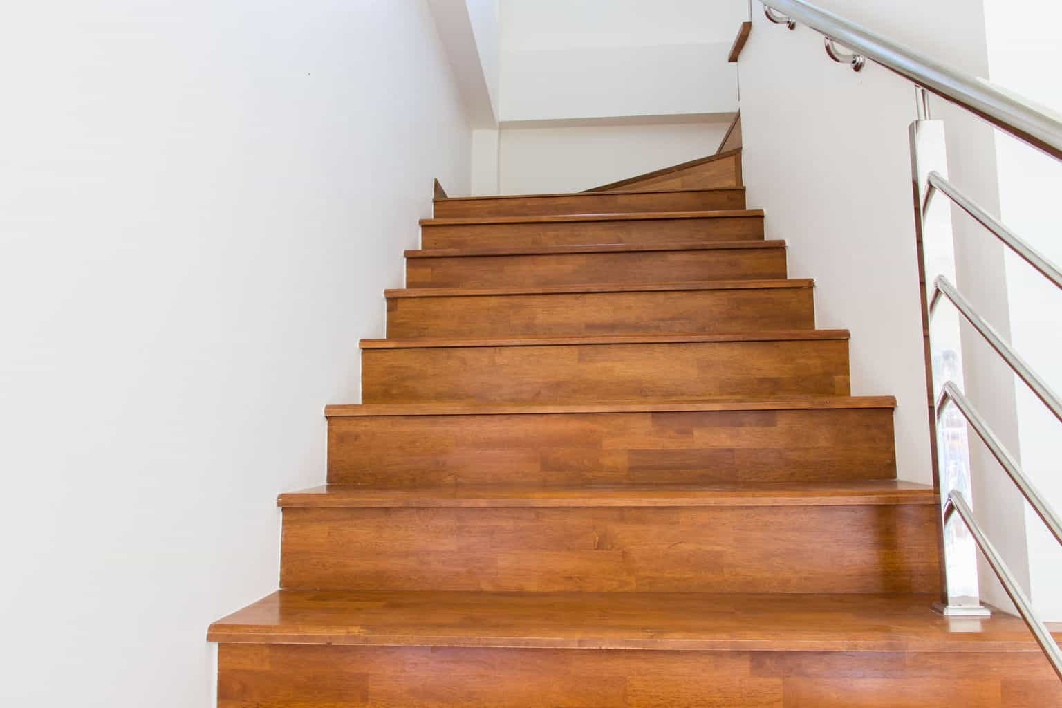5 Reasons You Should Install Laminate Flooring On Stairs The | Installing Hardwood On Stairs | Wooden | Painted Wood | Handrail | Nosing | Vinyl