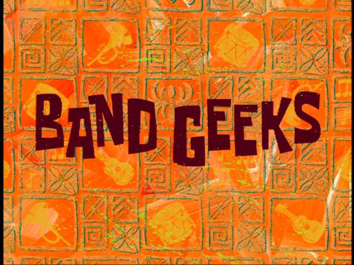 Keep Calm And Love Band Geek