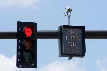 Red Light Camera Tickets in California | WK