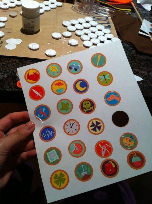 printable wilderness explorer badges 90123 loadtve