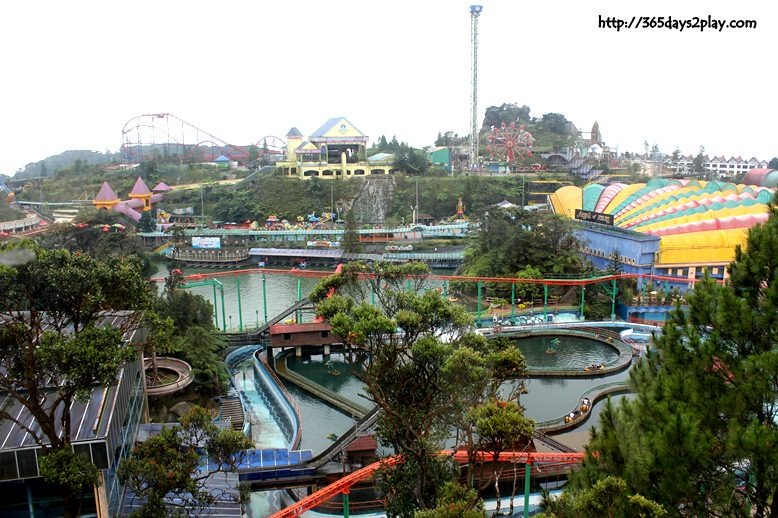 Genting Highlands Theme Park Opening
