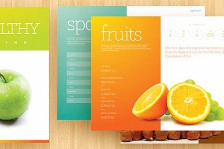 Free Brochure Template PSD 2 PSD files  vectors   graphics   365PSD com