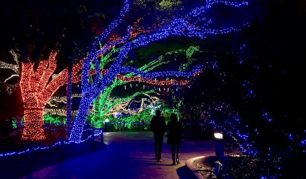 Zoo Lights Houston Hours