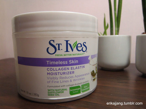 St Ives Fresh Skin Review