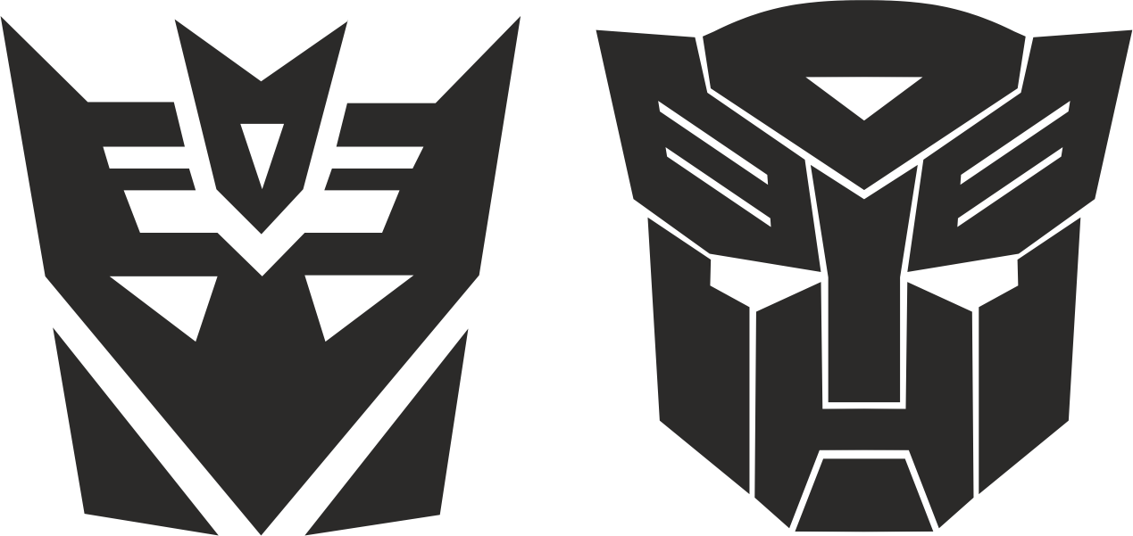 Transformers Stickers Decals Free Vector Cdr Download