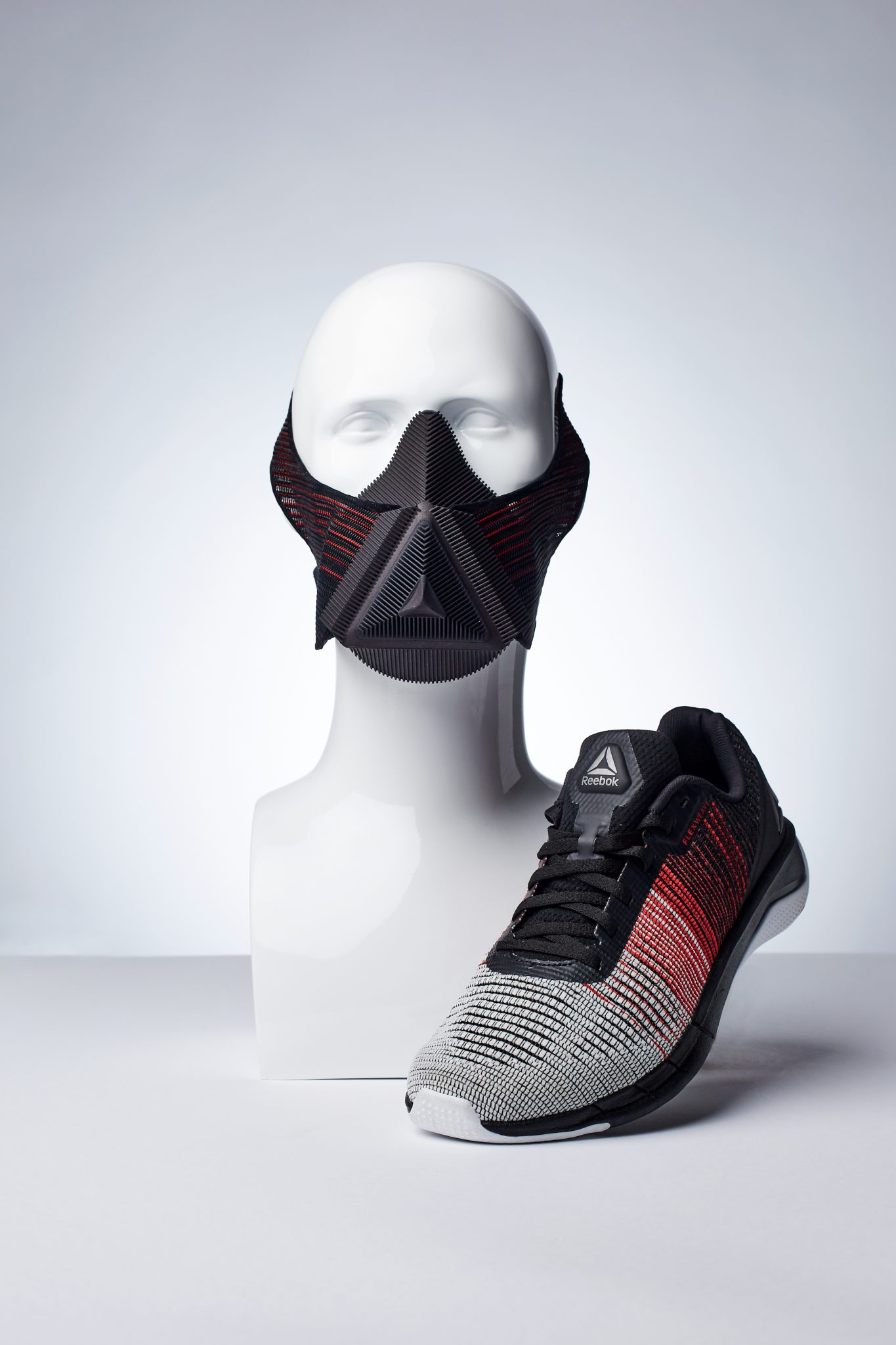 Interview Modla X Reebok 3d Printed Athlete S Mask 3d