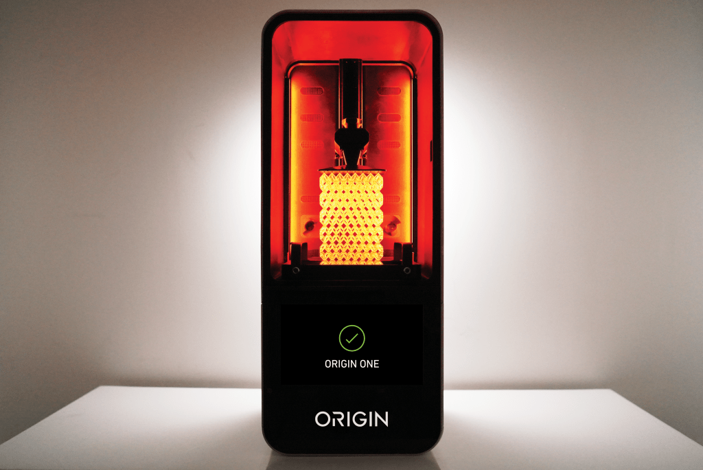 Origin Introduces Origin One 3d Printer For High Volume
