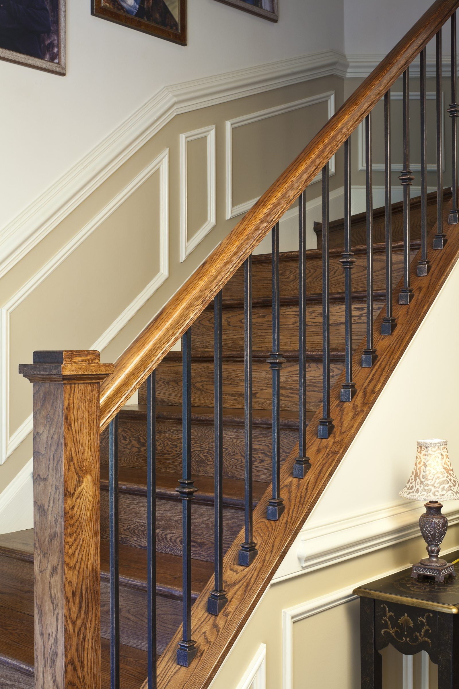 Staircase Design Ideas Owings Brothers Contracting | Traditional Staircase Designs For Homes | Antique | Nice | Low Cost | Entryway | Wonderful