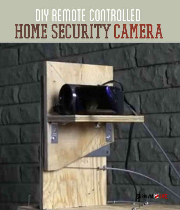 Diy Security Cameras Your Home