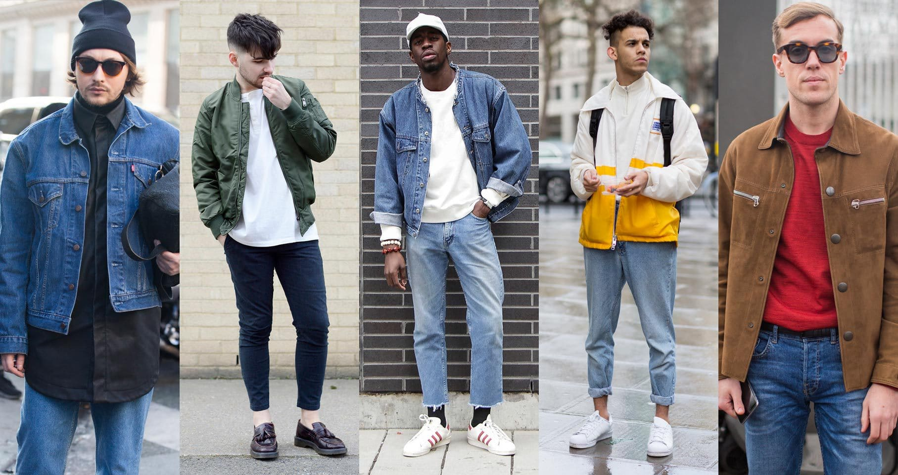 How to Rock 90 s Fashion  Men s Outfit Guide 2018 Fashion in the 90 s