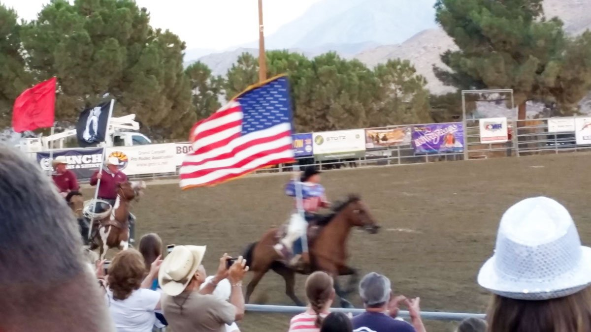 Banning Stagecoach Days Prca Pro Rodeo 2017