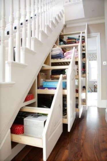 Tiny House Furniture Fridays 22 Staircase Storage Beds Desks | Space Saving Staircases For Small Homes | Design | Spiral Staircases | Staircase Design | Attic Ladder | Staircase Ideas