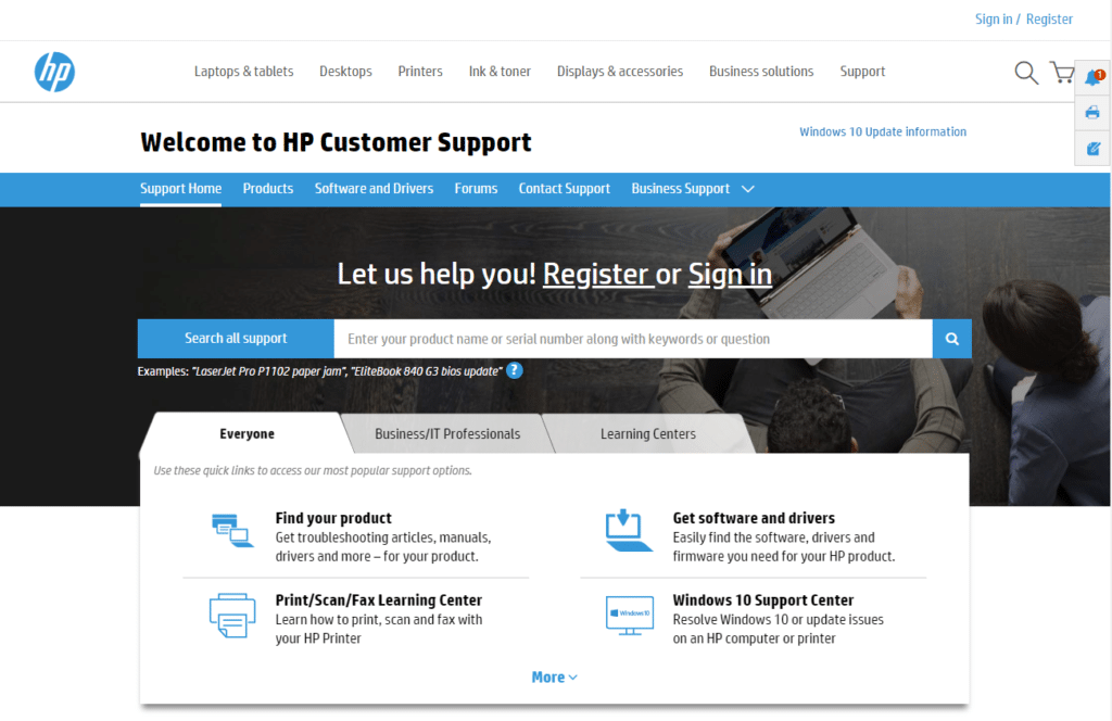 Hp Printer Driver Downloads How To Update Guide