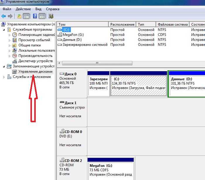 Adăugarea volumului volumului fără pierderi de memorie