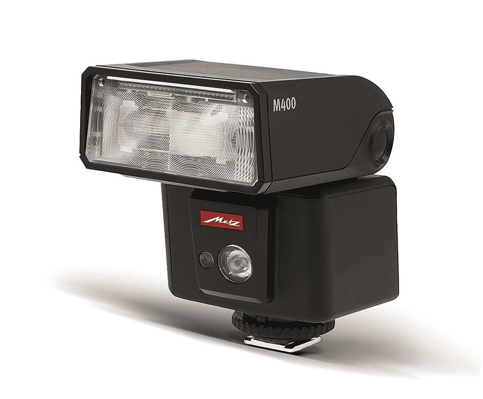 Metz Mecablitz M400 Compact Wireless Flash Unit Now