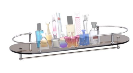 Acrylic Shelf Stand Kit Holder at Rs 250  piece   Acrylic Shelf   ID     Acrylic Shelf Stand Kit Holder