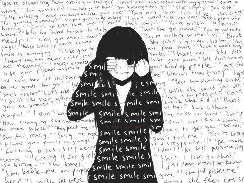 Depression Demon Drawing Tumblr