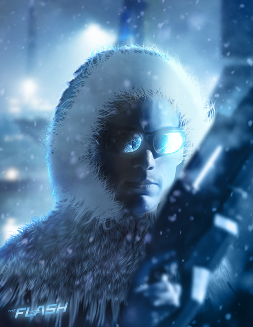 Tv Captain Flash Show Cold