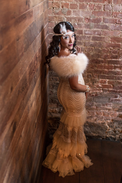 1920s Harlem Renaissance Themed Wedding