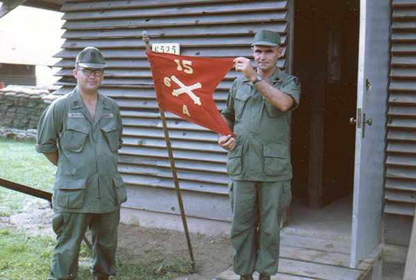 Vietnam 1st Force Artillery Field