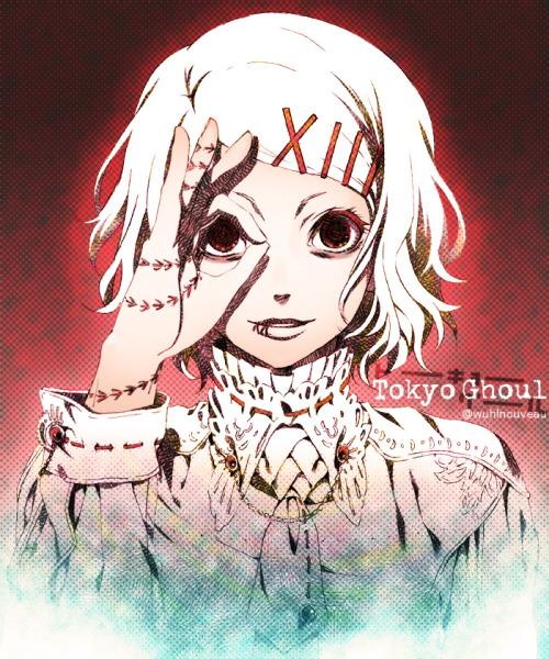 Suzuya Tokyo Ghoul Jason