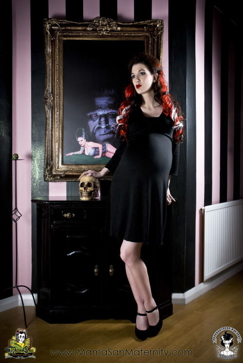 Gothic Maternity Apparel
