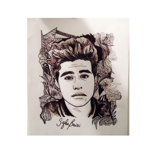 My Drawing Nash Grier