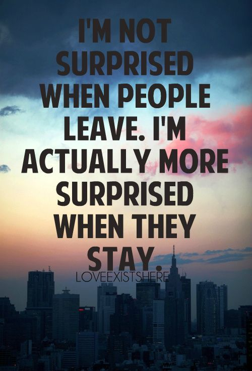 Quotes About Love And Leaving
