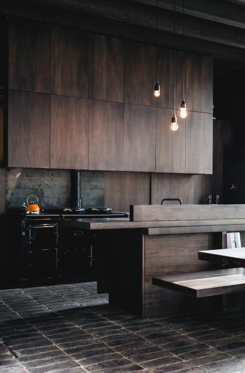 Modern Kitchen On Tumblr