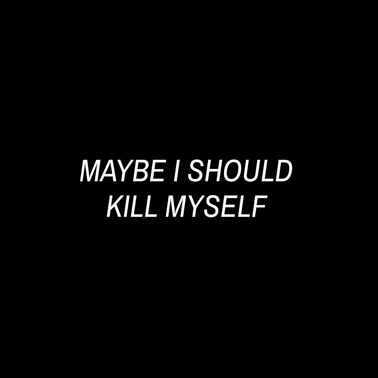 Quotes About Depression And Suicide: Quotes Self Harm Youtube